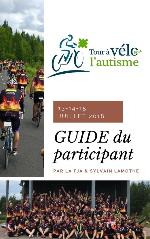 Guide du participant 2018